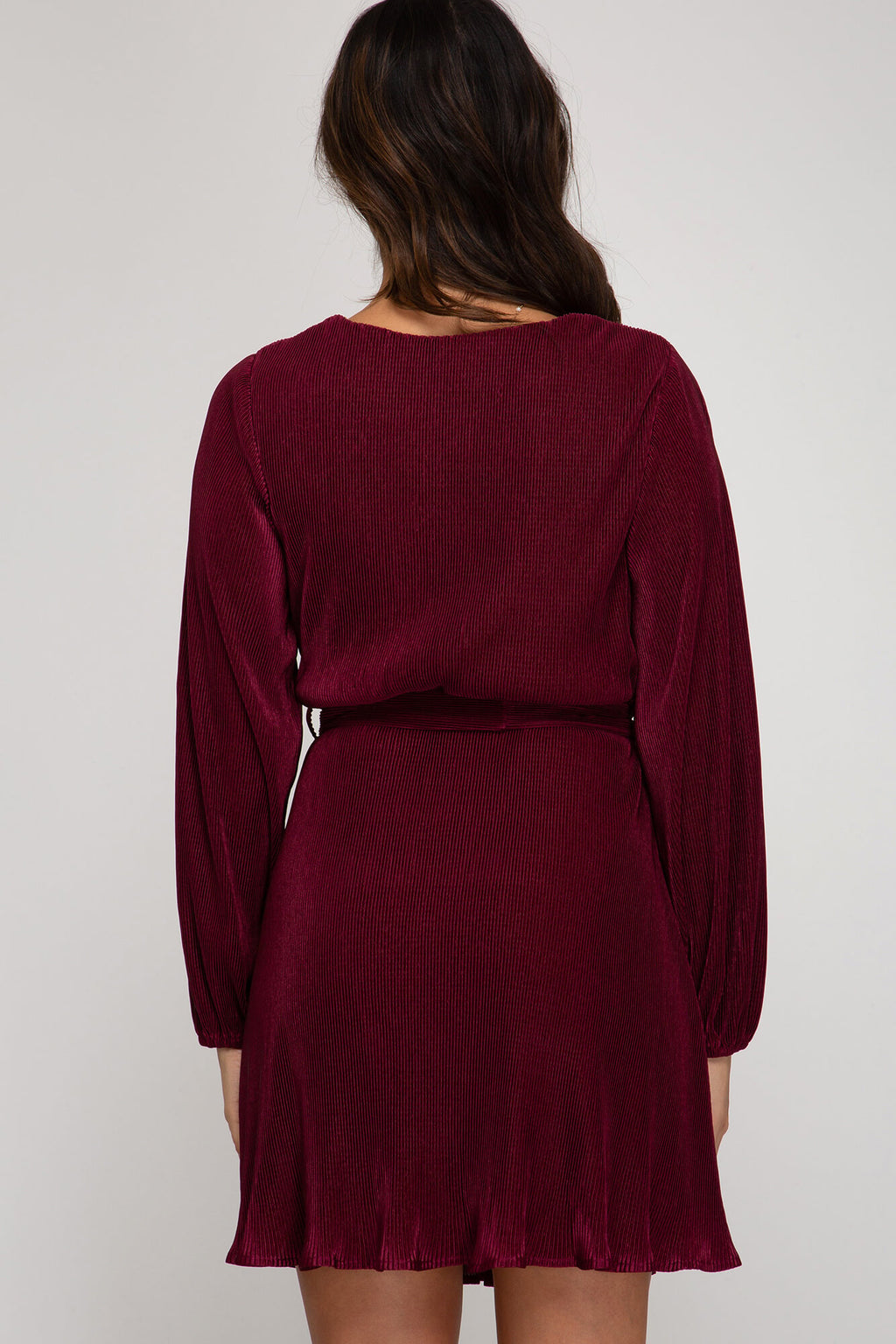 It's the Most Wine-derful Time of the Year Dress