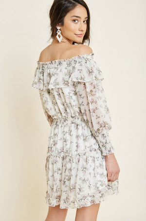 On the Prairie Floral Dress
