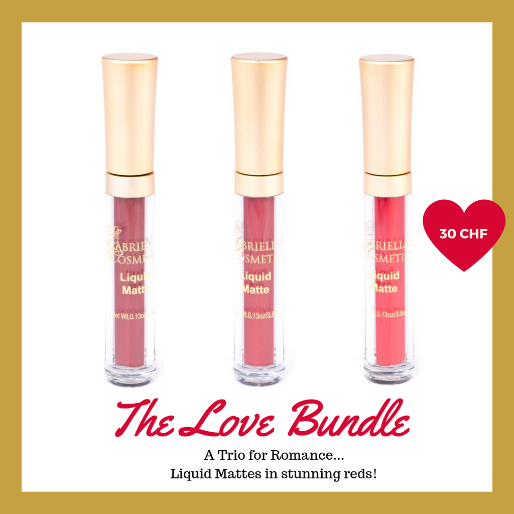 The Love Bundle - Liquid Mattes