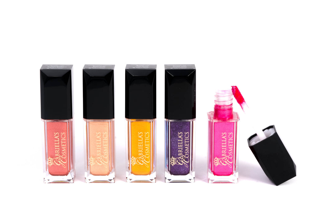 Metallic Lip Gloss - Bundle