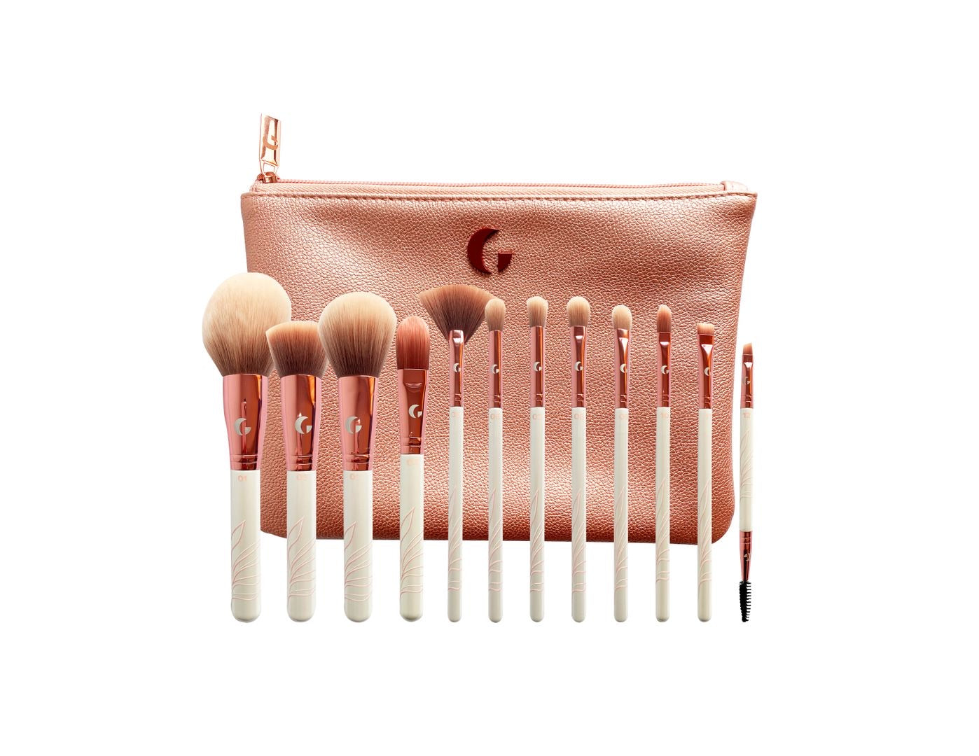 Luxury Vegan Brush Set