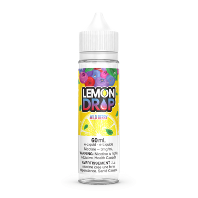 Lemon Drop Wild Berry