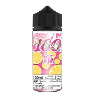 Ultimate 100 Love Pink