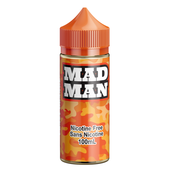 Mad Man Crazy Orange