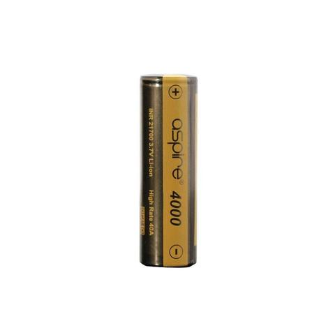 Aspire 4000mAh 40A 21700 Battery