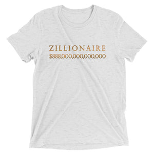 Zillionaire Short sleeve t-shirt