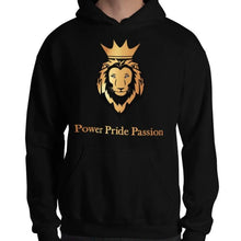 Load image into Gallery viewer, Power Pride Passion Hoodie