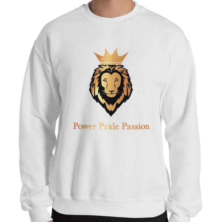 Empire Mindset - Power, Passion, Pride Sweatshirt (2-sided)