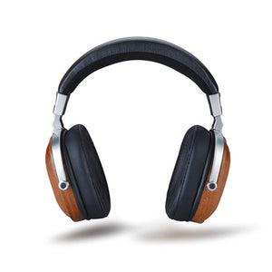 Stereo Wooden Headphone Headset