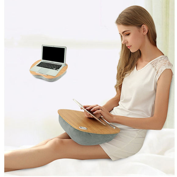 Multi-function Knee Lap Desk and Nap Pillow