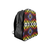 Sunset Bearpaw Blanket School Backpack