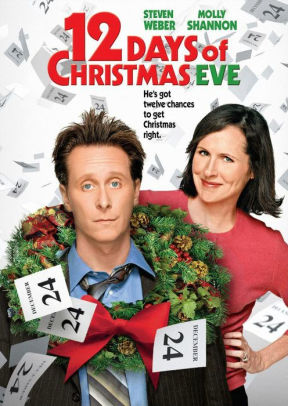 The Twelve Days of Christmas Eve Dvd (2004) Rarefliks.com