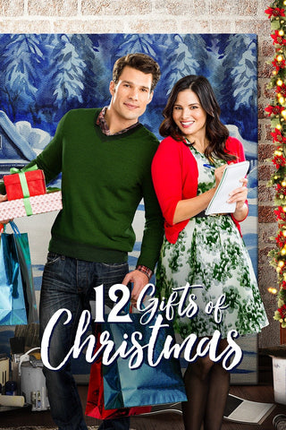 12 Gifts of Christmas Dvd (2015) Rarefliks.com