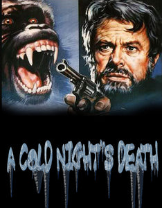 A Cold Night's Death Dvd (1973)