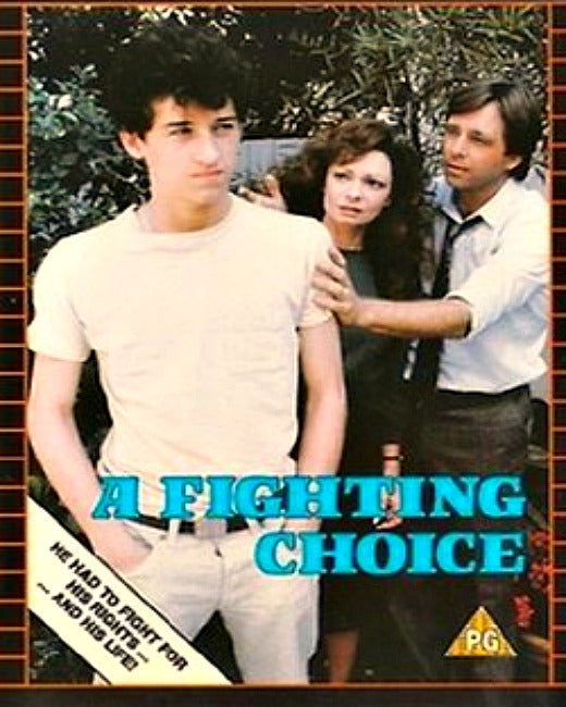 A Fighting Choice Dvd (1986)