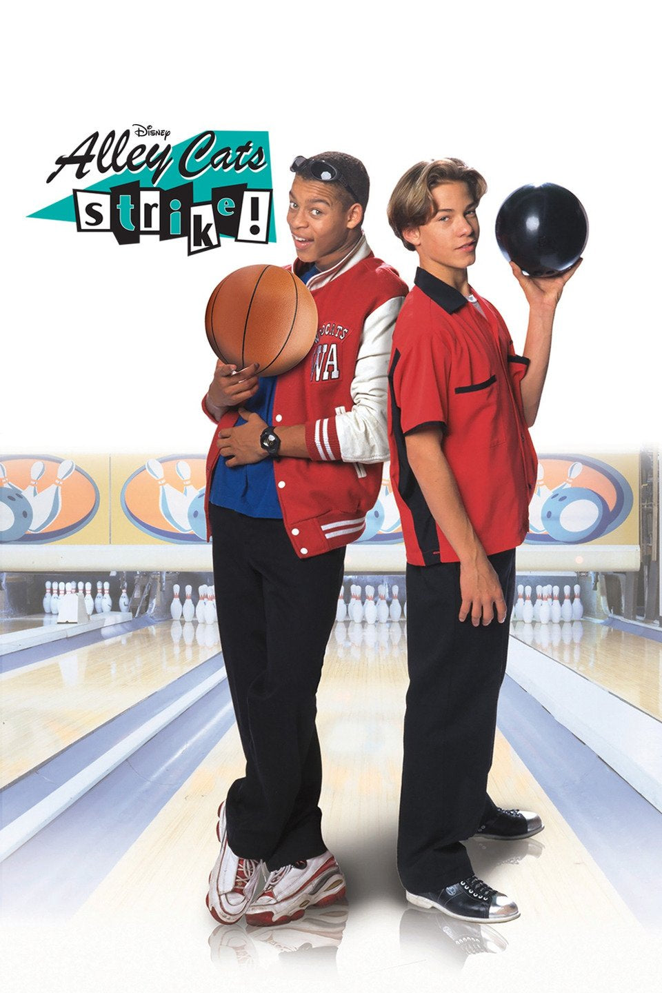 Alley Cats Strike Dvd (2000)
