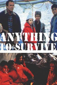 Anything to Survive  Dvd (1990)