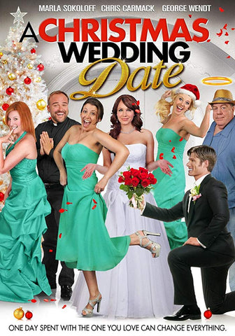 A Christmas Wedding Date Dvd (2012) Rarefliks.com