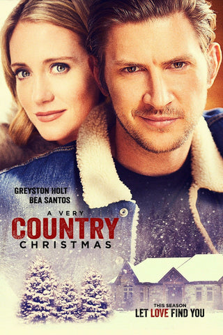 A Very Country Christmas Dvd (2017)Rarefliks.com