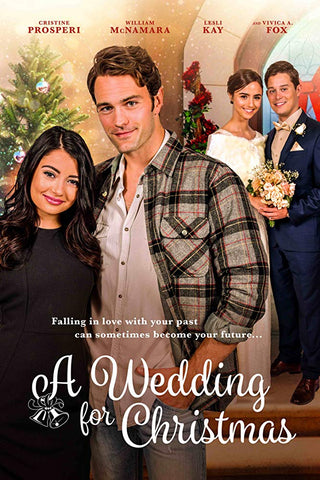 A Wedding for Christmas Dvd (2018)Rarefliks.com