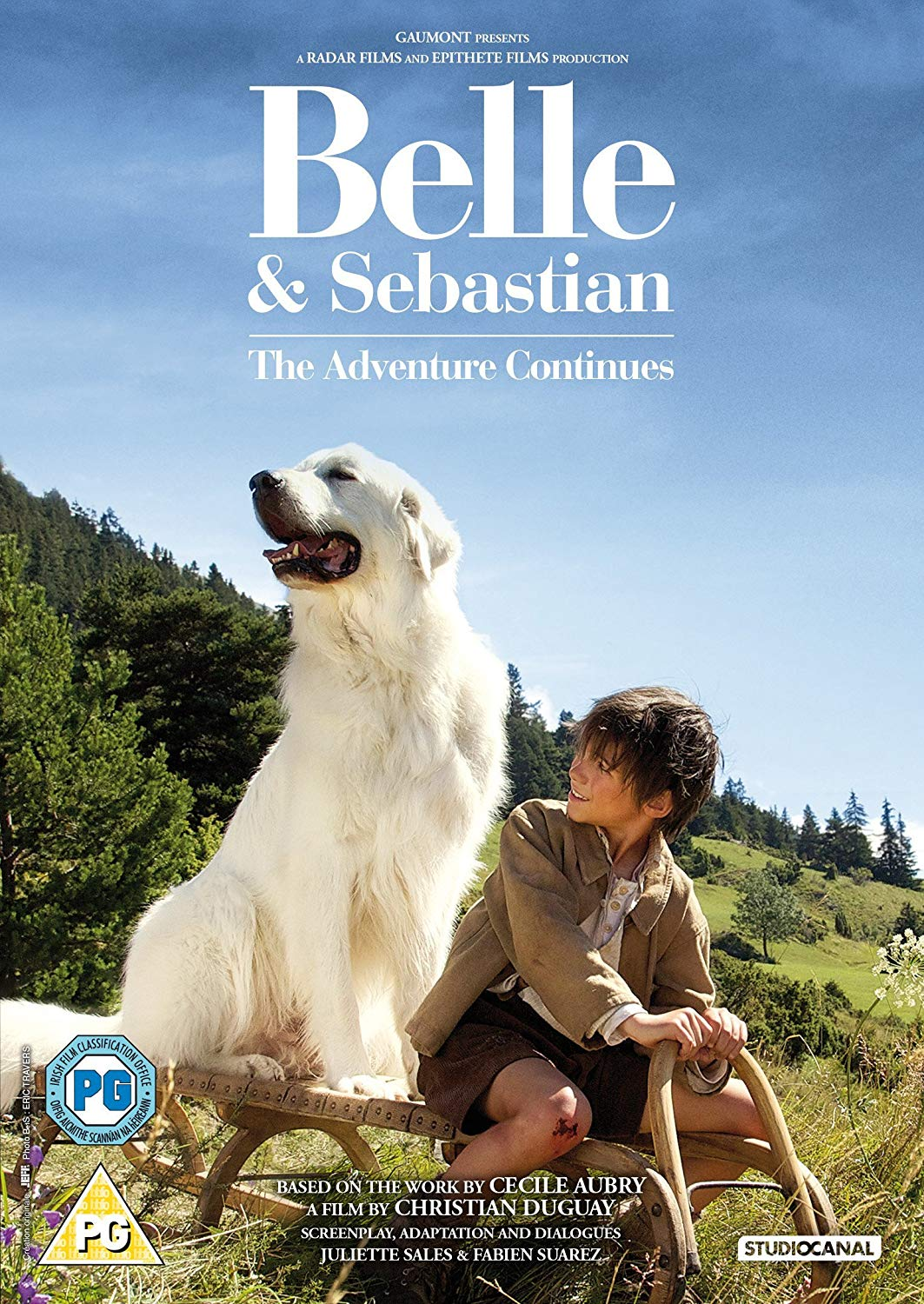 Belle And Sebastian Complete Series Dvd Rarefliks.com