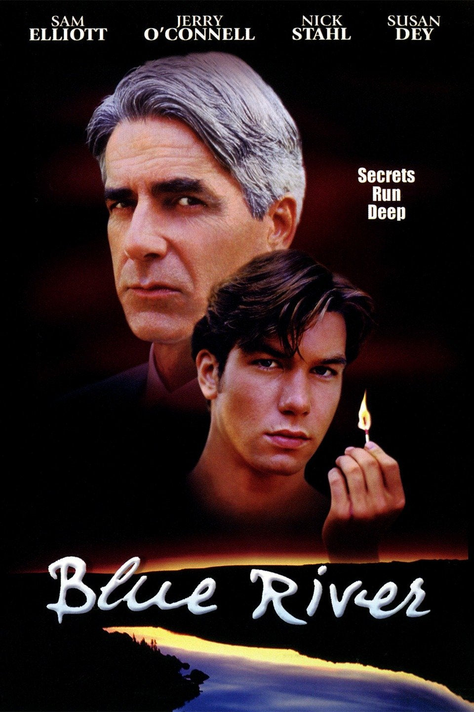 Blue River  Dvd (1995)