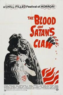 Blood On Satan's Claw Dvd (1971)Rarefliks.com