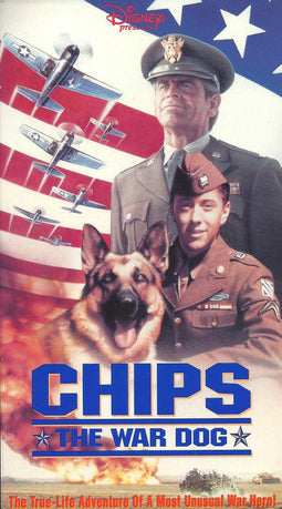 Chips, The War Dog Dvd (1990)Rarefliks.com
