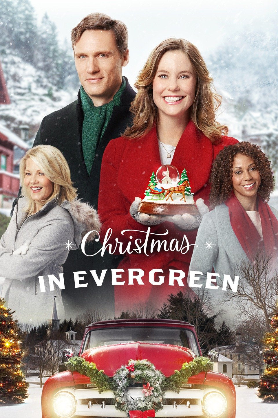 Christmas in Evergreen Dvd (2017) Rarefliks.com