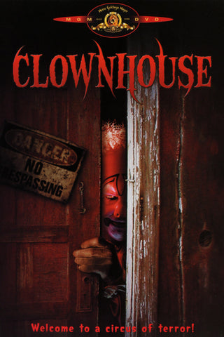 Clownhouse Dvd (1989)