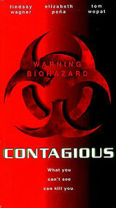 Contagious Dvd (1997)
