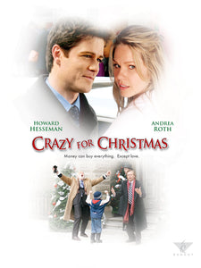 Crazy for Christmas Dvd (2005) Rarefliks.com