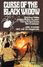 Curse of the Black Widow Dvd (1977)Rarefliks.com