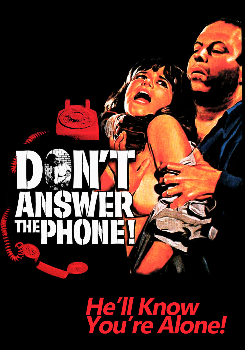 Don't Answer the Phone! Dvd (1980)Rarefliks.com
