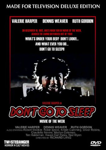 Don't Go to Sleep Dvd (1982) Rarefliks.com