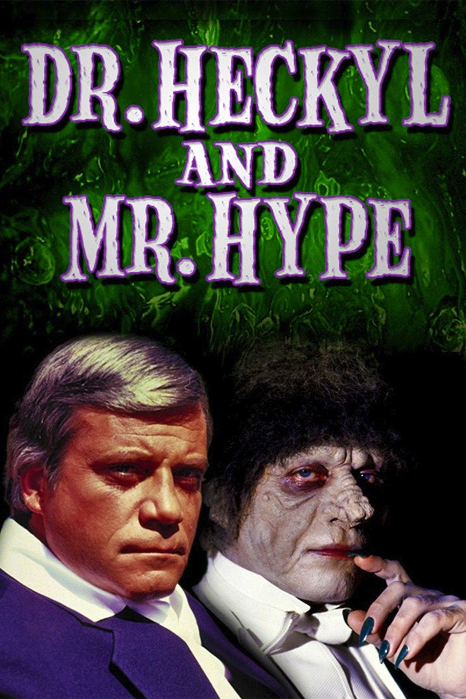 Dr. Heckyl and Mr. Hype Dvd (1980)
