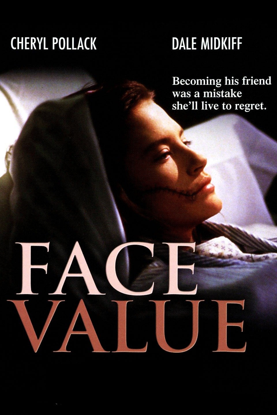 Face Value The Marla Hanson Story  Dvd (1991)