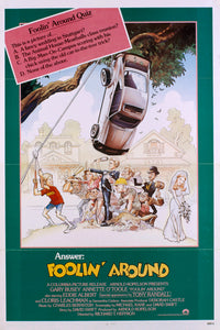 Foolin' Around Dvd (1980)