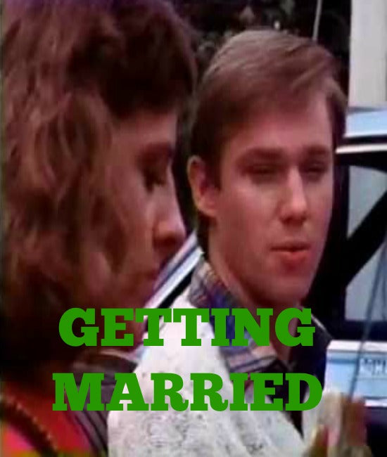 Getting Married Dvd (1978)