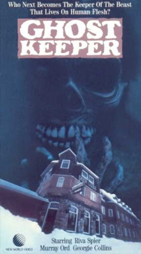 Ghost Keeper DVD (1982)