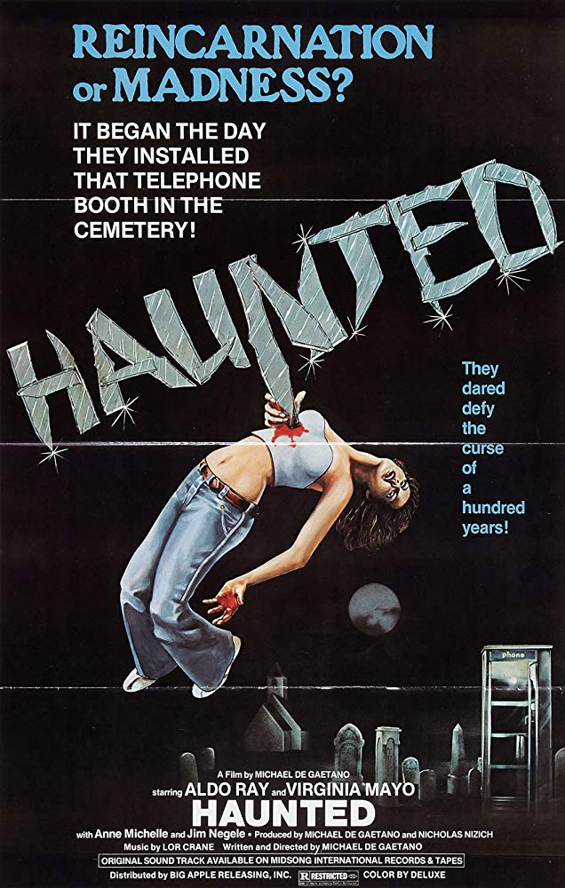 Haunted Dvd (1990) Rarefliks.com