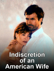 Indiscretion of an American Wife  Dvd (1998)