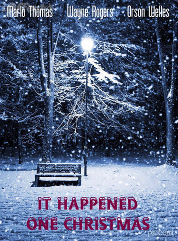It Happened One Christmas Dvd (1977)Rarefliks.com