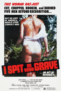I Spit on Your Grave Dvd (1978) Rarefliks.com
