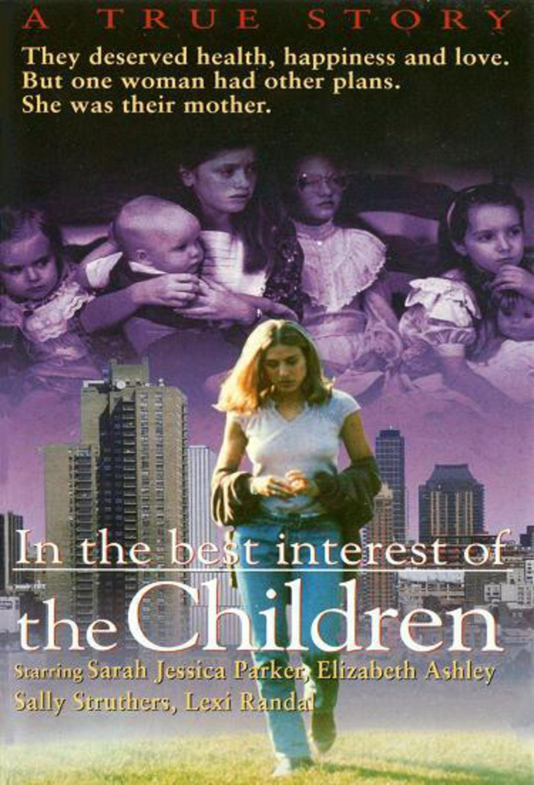In the Best Interest of the Children Dvd (1992)