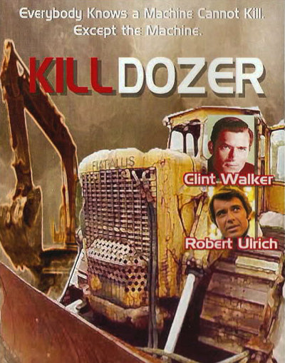 Killdozer Dvd (1974)