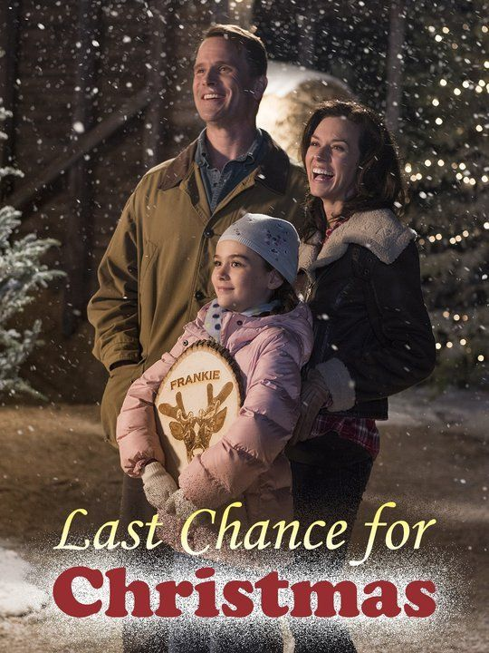 Last Chance for Christmas Dvd (2015)