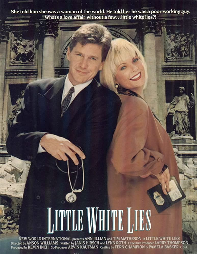 Little White Lies Dvd (1989)