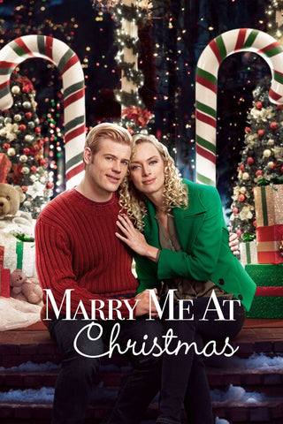 Marry Me at Christmas Dvd (2017) Rarefliks.com