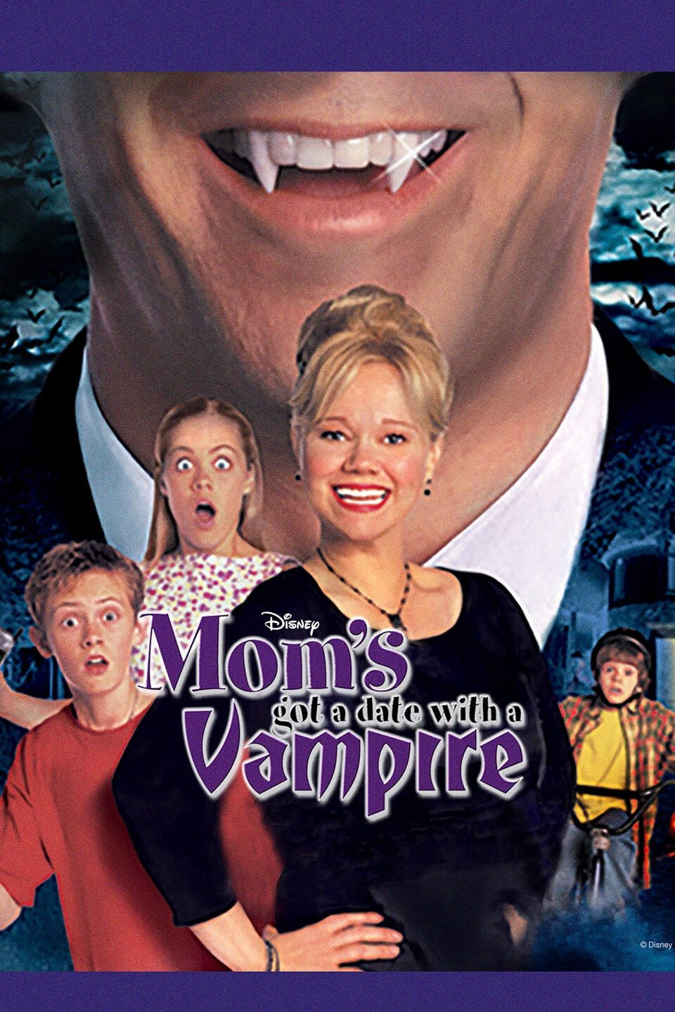 Mom's Got a Date with a Vampire Dvd (2000) Rarefliks.com